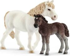 Schleich Pony Mare and Foal - Farm World Range - Figures & Models