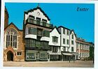 A0750aps UK Exeter Mol's Coffee House postcard
