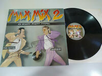 "Max Mix 2 1985 Max Music Gatefold - LP Vinilo 12"" VG/VG"