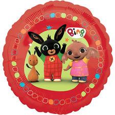 Globos de fiesta redondos Amscan color principal rojo