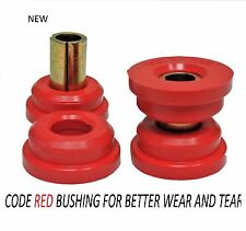 PAIR Suspension Track Bar Bushings K200863 99-04 Jeep Grand Cherokee-MADE IN USA