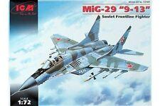 "ICM 72141 1/72 MiG-29 ""9-13"" Soviet Frontline Fighter"