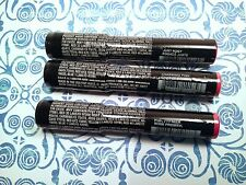 Brand NEW Avon True Color Lip Crayon CHARMING PINK PREMIER JUST ROSY Lot of 3