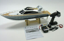 5128-F13 Thunder Tiger Atlantic Motor Yacht RC Boat RTR + Battery & Charger New