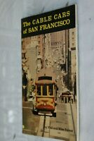 The Cable Cars of San Francisco 1959 train magazine excellent condition (1728)