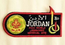 23rd world scout jamboree JORDON CONTINGENT 2015