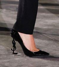 Runway SAINT LAURENT Opyum Pumps Shoes YSL Heels 35 35.5 36.5 37 37.5 38 38.5 40