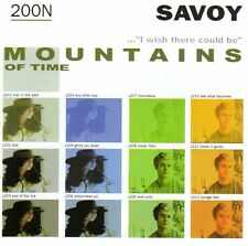 CD savoy, paul waaktaar (a-ha), Mountains of time
