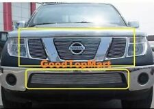 For 2005 2006 2007 Nissan Pathfinder/Frontier Billet Grille Combo Inserts