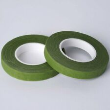 """2 pcs Green 1/2"""" 90 feet Craft Floral Tape Wedding Party Decorations Wholesale"""