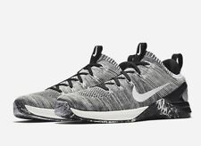 Nike Metcon DSX Flyknit 2 Men SZ 11.5Cross Training Matte Silver/Sail 924423-001