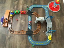 Paw Patrol Lot Railway Train /Launch N Roll Tower Tracks & Figures Complete Sets