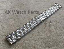Spare S/S Strap Fits Emporio Armani AR0145/AR0156 Watch Bracelet/Band/Link