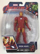 "Iron Man 6"" Action Figure Marvel Avengers Comic Book Character"