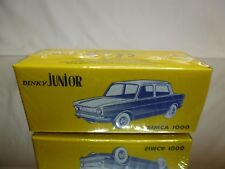 DINKY TOYS JUNIOR ATLAS 104 - SIMCA 1000 - 1:43 - MINT IN UNOPENED BOX
