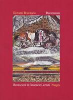 Decamerone vol. II - di Giovanni Boccaccio - illustrazioni di Emanuele Luzzati