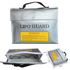 NEW Charging Protect Bag LiPo Safe Battery Guard Explosion Proof 240X65X180mm