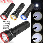 Ultra Zoomable 7W CREE Q5 LED Flashlight Torch Lamp Camping Tactical Focus Light
