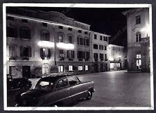 SONDRIO CHIAVENNA 34 ALBERGO ENGADINA - AUTO d'EPOCA PROVA FOTOGRAF. x Cartolina