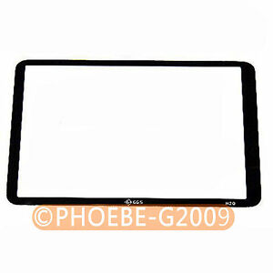 GGS LCD Screen Protector optical glass for SONY DSC-H20