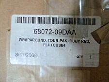 2009 Harley Davidson CVO Ultra Classic Red Lamp Housing PR 68072-09DAA OEM New