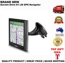 "New Garmin Drive 61LM 6.1"" GPS Navigator 010-01679-41"