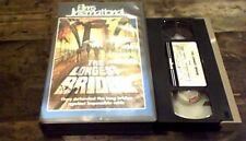 THE LONGEST BRIDGE UK PRE CERT PYRAMID VHS VIDEO 1983 UNCUT Brigitte Lin