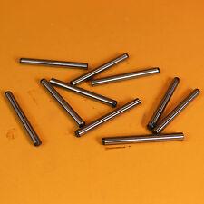10 gehärtete Zylinderstifte DIN 6325 5X10 EDELSTAHL C1 pins hardened ISO 8734
