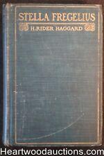 Stella Fregelius A Tale of Three Destinies by H. Rider Haggard