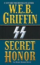 Secret Honor (Honor Bound), W.E.B. Griffin, 0515130095, Book, Good