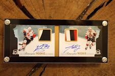 THE CUP 2012 13 JAKOB SILFVERBERG SVEN BAERTSCHI ROOKIE GEAR BOOKMARK MUST SEE!!