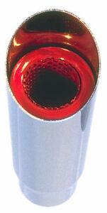 "Hedman 17120 Chrome 'HotTip' Exhaust Tip 2"" Diameter"