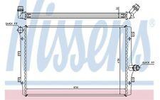 NISSENS Radiador, refrigeración del motor VOLKSWAGEN GOLF SEAT AUDI A3 65281A