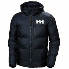 Helly Hansen Active Winter Parka Men's Insulated Puffer Jacket Navy 53171 597  L