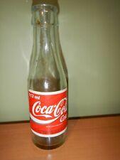Coca-Cola: bouteille verre 113 ml (RARE)