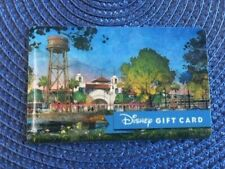 Disney scene gift card collectible only-  no $ value or points on it