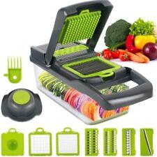 8Kitchen Gadgets In 1 Multifunction Product Vegetable Cutter Fruit Slicer Grater