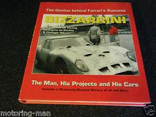 BIZZARRINI P538 GT AMERICA STRADA ASA ATS FERRARI 250 GT DROGO BOANO ISO GRIFFO