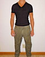 Armani Exchange Mens Pants 32 33 34 Green NWT
