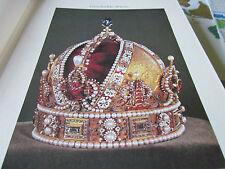 Wien Archiv 1 Geschichte 1030 Krone Kaiser Rudolf II 1602 Österr. Kaiserkrone