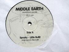 "12"" MAXI promo SPOOKY little bullit SALT 'N' PEPA MIDDLE EARTH rare 1992 VINYL"