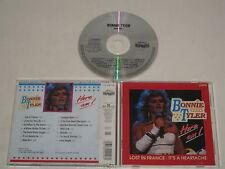 BONNIE TYLER/HERE SONO(ARIOLA/290 998)CD ALBUM