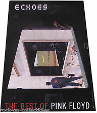 Pink Floyd 2001 Echoes Original Double Sided Promo Poster