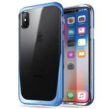 iPhone X Poetic Lucent Series Metallic Coating Shockproof Bumper Case 4 Color