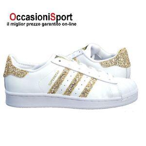 adidas donna superstar oro