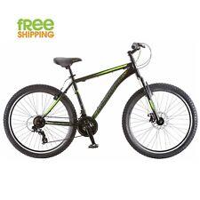 "Schwinn Mountain Bike Black 26"" 21 Speed Disc Brake Shimano Men Bicycle New!"