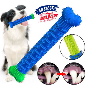 Toothbrush Cleaning Clean Toys Dog Brushing Mouth Chew Teeth Pet Molar Stick