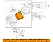 GM OEM Engine-Air Filter 84262965