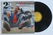 Dave Bailey Quintet Two Feet In The Gutter 1961 Jazz Record Album Epic LA 16021