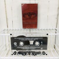 Van Halen For Unlawful Carnal Knowledge cassette